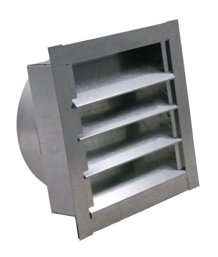 9 in louvered vent - 3