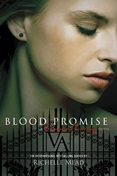 Blood Promise 1595143106 Book Cover
