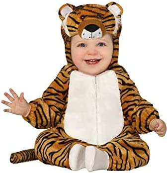 Guirca Disfraz de Tigre de Bengala para bebé: Amazon.es: Juguetes ...