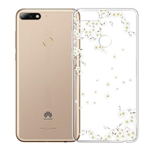 Amazon.com: IJIA Case for Huawei Y6 Prime 2018 (5.7 ...