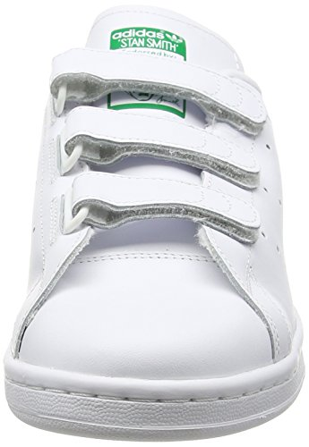 adidas Stan Smith Cf - Zapatillas de running Hombre Blanco (Ftwr White)