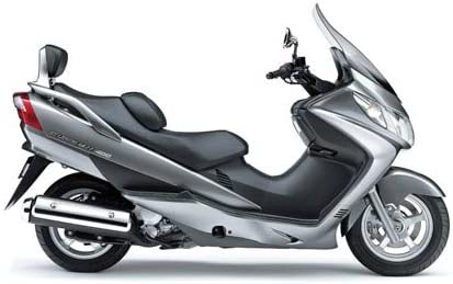 Paravientos Parabrisas Suzuki Burgman 250-400/cc K3-K4-K5-K6 Art/ículo 22616