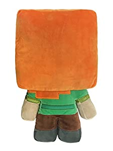 "Mojang MineCraft Alex Plush 16"" Pillow Buddy"