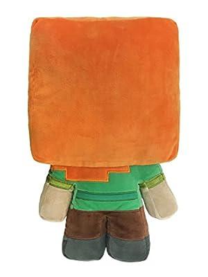 "Mojang MineCraft Alex Plush 16"" Pillow Buddy"