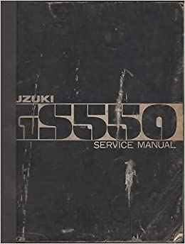 suzuki gs550 manual