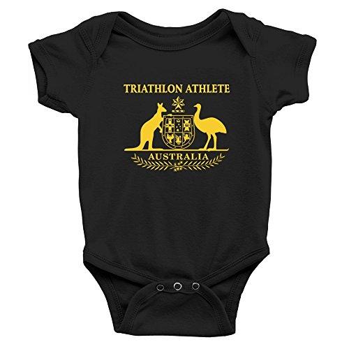 Teeburon Triathlon Athlete Australia Baby - Suits Australia Triathlon