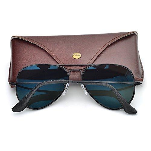 Bnus-corning-natural-glass-lenses-aviator-polarized-sunglasses-for-men-women-italy-made