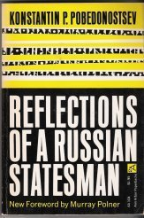 Image of Reflections of a Russian Statesman