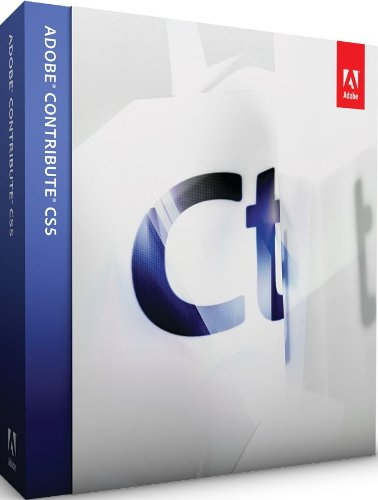 Greatly discounted price adobe contribute cs5