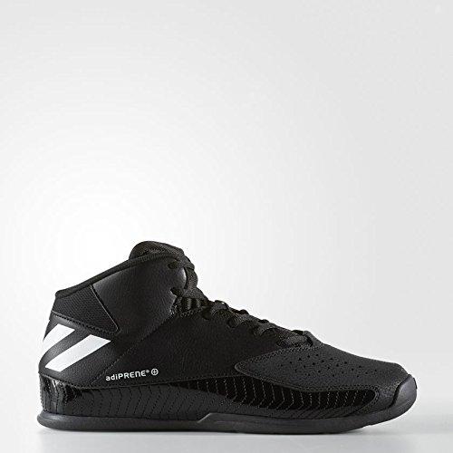 Adidas Herren Nxt Lvl SPD V Basketballschuhe, Schwarz (schwarz (schwarz (schwarz (Negbas Ftwbla Grpudg) 000), 46 EU e8197f