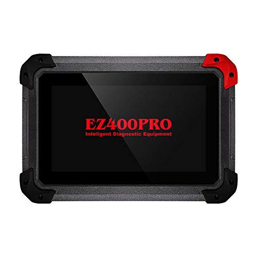 XTOOL EZ400 Pro OBDII Vehicle Full System Diagnostic Tool for EPB DPF Mileage Throttle TPMS Engine Oil Light Reset Key Immo