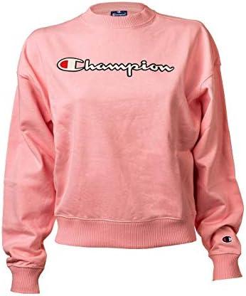 CHAMPION Crewneck Sweatshirt gelb