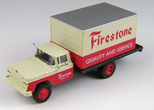 HO 1960 Ford F-500 Delivery Truck, Firestone Tires
