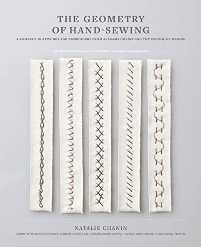 The Geometry of Hand-Sewing: A Romance in