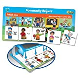 Primary Concepts PC4310 Social studies Flipchex, Community Helpers