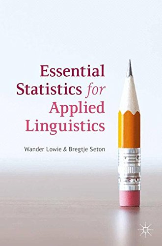 Essential Statistics for Applied Linguistics by Brand: Palgrave Macmillan