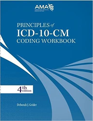 Amazon medical coding billing books principles of icd 10 cm coding workbook fandeluxe Images