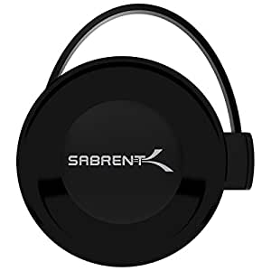 Sabrent Wifi Audio Receiver (Supports DLNA and AirPlay) for Home Stereo, Portable Speakers (WF-RADU)