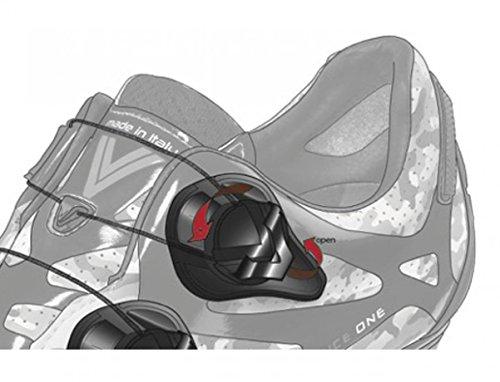 Vittoria Fusion Rennradschuhe Rot schwarz