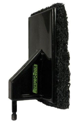 Reciprotools LLC RCT-CLN-10 Cleaning Pad,Black,Medium