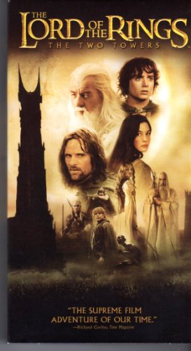The Lord Of The Rings, The Two Towers (VHS) 2003