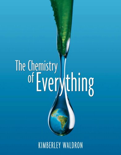 Chemistry Of Everything W/Cd