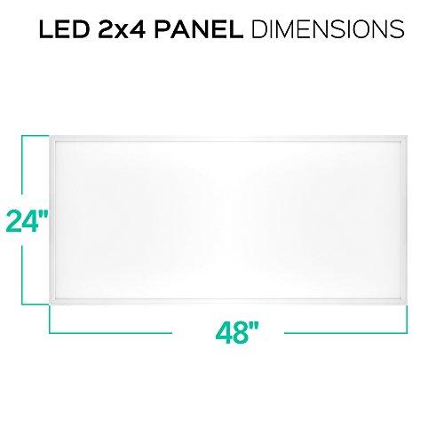 LED 2X4 flat Panel