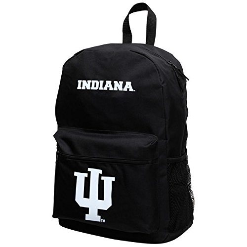 Hoosiers Indiana Box Lunch - Concept One NCAA Officially Licensed Sprint Black Backpack (Indiana Hoosiers)