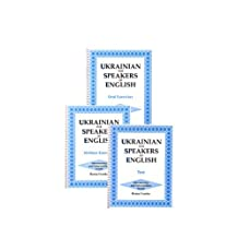 Ukrainian for Speakers of English Kit: Introductory and Intermediate Levels
