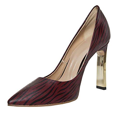 Sandales Minitoo Compensées Marron marron femme YU4qH7w