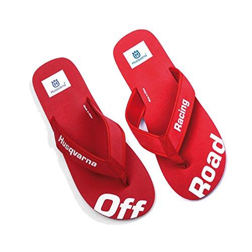 HUSQVARNA Flip Flops rot