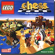 Lego Chess (Lego Chess Set)