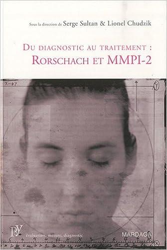 Livre gratuits en ligne Du diagnostic au traitement : Rorschach et MMPI-2 epub pdf