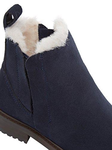 Emu Dames Pionier Middernacht Snowboots Blauw (middernacht)