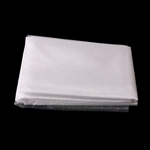 Dds5391 New 10 Yards Sheer Wedding Roll Sash Gauze Chair Curtain Bow Table Runner Decor - White