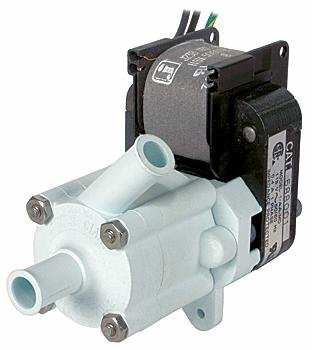 Little Giant 1-AA-MD 160 GPH - Magnetic Drive Pump, 3' Lead Wires - No Plug (588001)