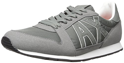 Grey X Running Retro Castor A Armani Sneaker Fashion Men Exchange Sneaker Xaxdvwd6nq