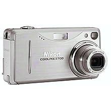 Nikon Coolpix 3700 3MP Digital Camera with 3x Optical Zoom