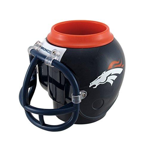 FanMug Denver Broncos Mug, Various, Multi-Color (Denver Broncos Cups)