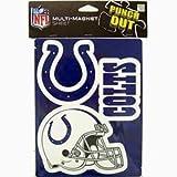 NFL Indianapolis Colts 3-Pack Magnet Set