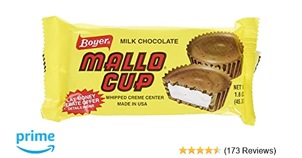 Boyer Mallo Cup 24 Packs