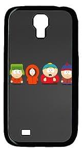 South Park Custom Designer Samsung Galaxy S4 SIV I9500 Case Cover - Polycarbonate - Black