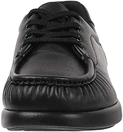 SAS Take Time Womens Moc-Toe Walking Shoes for Work