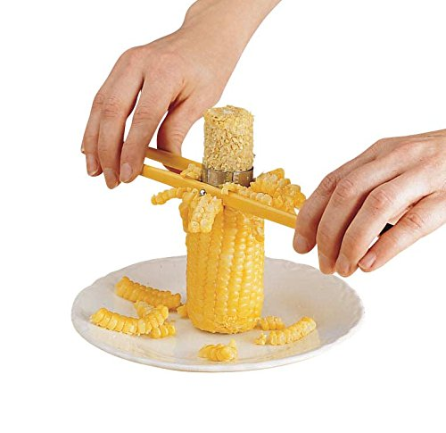 Miles Kimball Yellow Corn Cutter