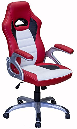 ViscoLogic-Series-Gaming-Racing-Style-Swivel-Office-ChairYF-2741