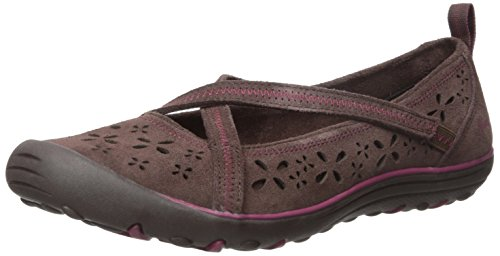 Sustainability 8 Mujer Zapato Earth Marrón US Fest Skechers 5 x6Z4R