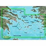 The Excellent Quality Garmin BlueChart® g2 Vision® - VEU450S - Athens & Cyclades - SD Card