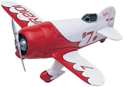Gee Bee Racer - Gee Bee Racer Number 7 - 6.5