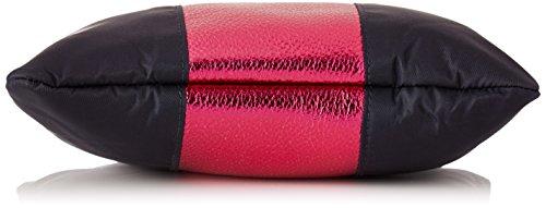 Bensimon Zipped Pocket - Carteras de mano Mujer Varios colores (Marine/rose)