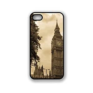 Vintage London Big Ben iPhone 5 & 5S Case - Fits iPhone 5 & 5S by runtopwell